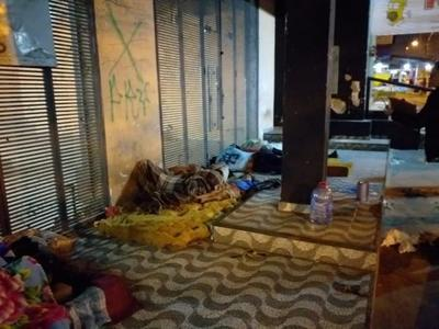 Rescatan a 21 niños en situación de calle