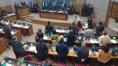 Desafuero de Zacarías Irún será tratado el próximo jueves en el Senado