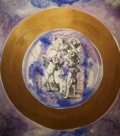 "Visita guiada a la muestra artística ""Mandalas Camperchioli"""