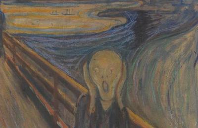 Adiós al mito: en 'El Grito' de Munch no hay nadie gritando