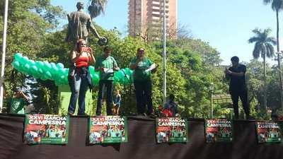 """Marcha Campesina: """"El Gobierno crea más problemas de los que soluciona"""""""