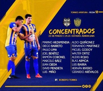 Ojeda y Godoy, novedades en Luqueño