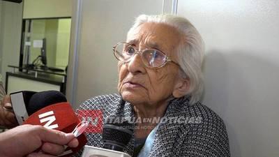ABUELITA DE 89 AÑOS IRÁ A JUICIO ACUSADA DE ESTAFA