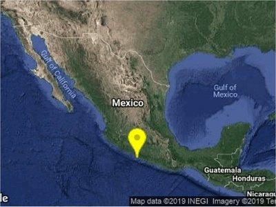 Enjambre sísmico afecta las costas del sur de México