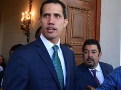 Detienen al Jefe de Despacho de Guaidó