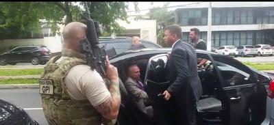 Detuvieron al expresidente de Brasil Michel Temer por el caso Lava Jato