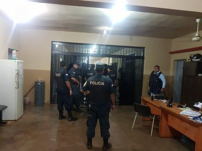 MISIONES: PRESUNTOS MIEMBROS DEL PCC INTENTARON TOMAR DE REHENES A GUARDIACÁRCELES..