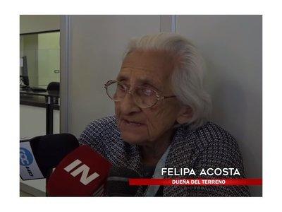 Abuelita de 86 años va a juicio por estafa