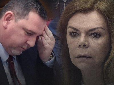 Admiten imputación contra Javier Zacarías y Sandra McLeod