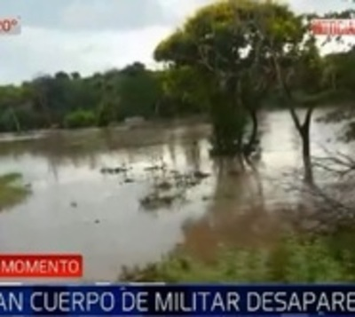 Hallan cuerpo de agente de FTC desaparecido en aguas de arroyo