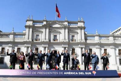Paraguay, protagonista de la creación del Prosur, un organismo basado en la realidad de la región