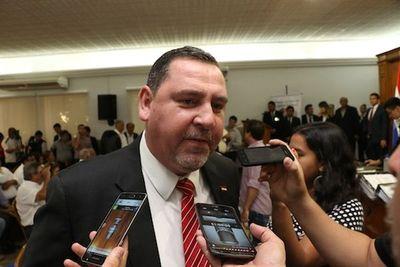 Juez admitió imputación contra el senador Javier Zacarías Irún por declaración falsa