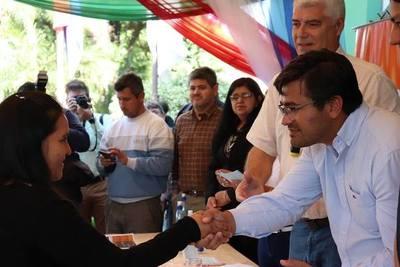 Realizan pago de indemnización a afectados de la duplicación de Ruta 2 y 7 – Prensa 5