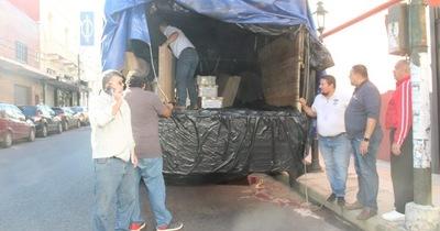 Parten maletines electorales para internas simultáneas en Ciudad del Este