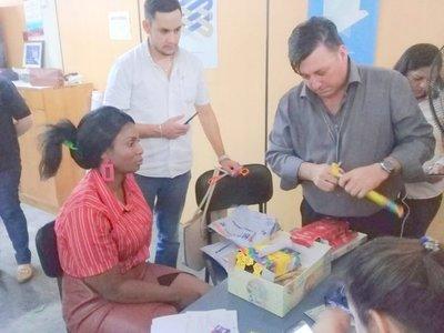 Detienen a brasileña con más de 2 kilos de cocaína en Asunción