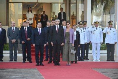 Mario Abdo anuncia que Paraguay acogerá la próxima cumbre de Prosur