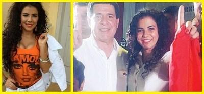 """La reina de la """"Kchaka Pirú"""" Navila Ibarra fue contratada en el MAG sin concurso. Cuáles fueron sus méritos?"""