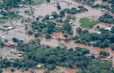 Asistencia para municipios afectados