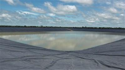 La Cooperativa Chortitzer y su efectivo sistema de captación de agua mediante reservorios