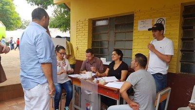 Se realizan las elecciones internas simultáneas para la Intendencia de CDE