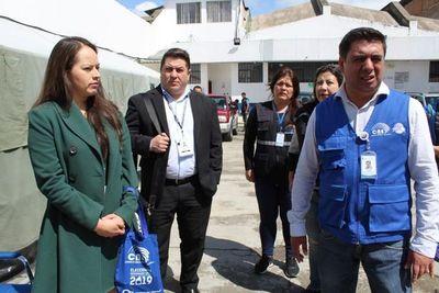 Observadores electorales de Paraguay acompañan elecciones de Ecuador