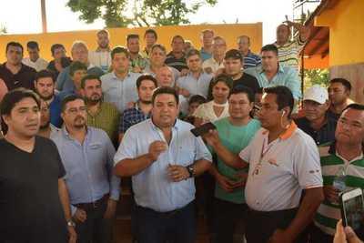 Mercado convoca a la oposición a unirse para ganar la municipalidad