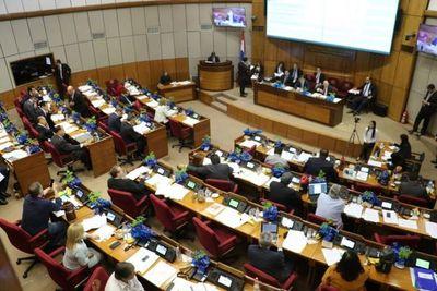 Senadores y Diputados elaborarán agenda para sesiones