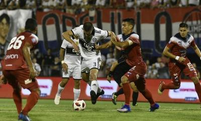 Olimpia empata y ve de cerca a Cerro – Prensa 5