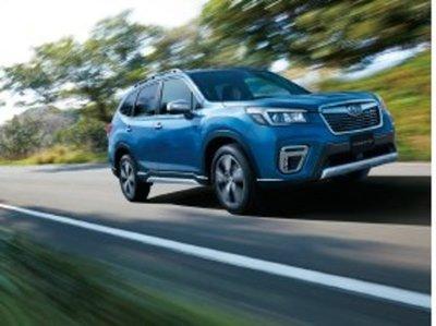 Llegó al país el nuevo SUV Subaru Forester 2019