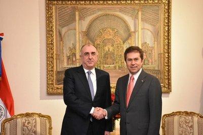Paraguay y Azerbaiyán establecen vínculos para profundizar relación