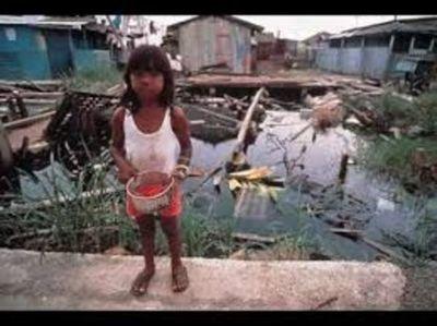 1.679.000 pobres existen en Paraguay y taza extrema no varia