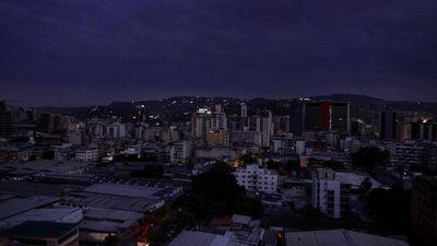 Un nuevo apagón afecta a varias regiones de Venezuela