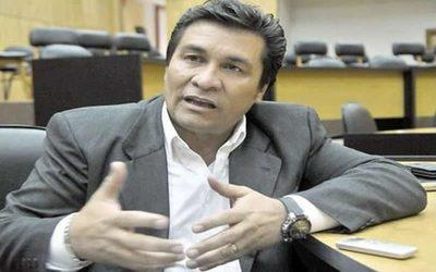 Lanzoni desconoce supuestas negociaciones que lo llevarían a ser titular del Senado