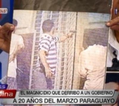20 años del Marzo Paraguayo: Familiares de víctimas claman justicia