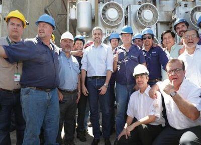 Avanza adecuación de la línea 500 kV Ayolas-Villa Hayes
