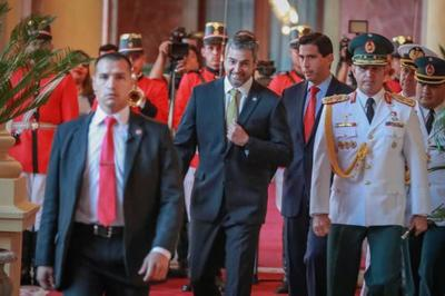 Jefe de Estado recibe hoy al Consejo de Gobernadores en Palacio de López