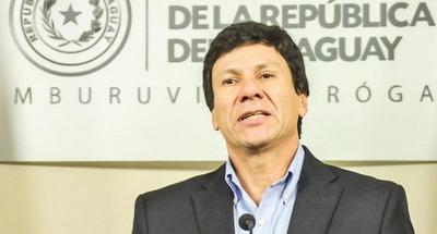 """Harms dice que """"reforma"""" es para inhabilitar a Santi"""
