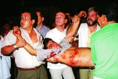 Los mártires de la plaza