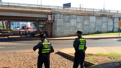 Comuna dice que Patrulla Caminera no puede realizar controles en CDE