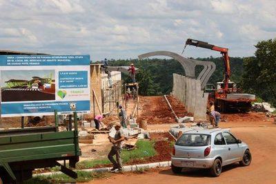 Avanza construcción de terminal interurbana de buses, en Franco