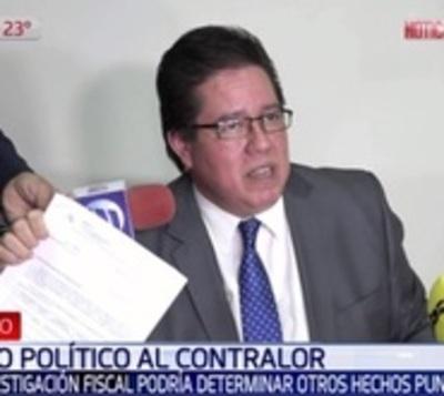 """Diputados presentan acusaciones: """"El Contralor perdió credibilidad"""""""
