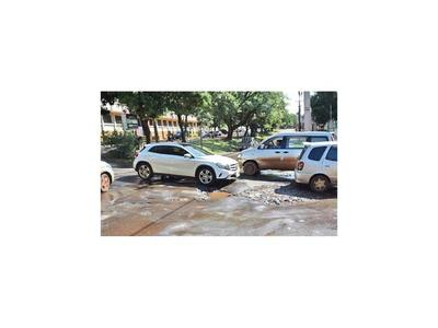 Los baches aumentan en avenidas de CDE y se vuelven intransitables