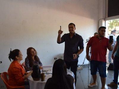 Frente Guasu apoya a Miguel Prieto como líder de posible alianza