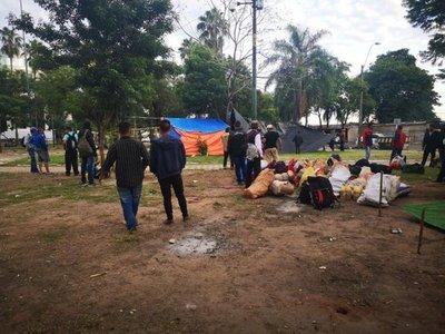 Movilización campesina: Policía hará cumplir Ley del Marchódromo, aseguran