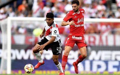 El 'Sicario' es duda en River Plate