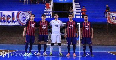 Futsal-FIFA: Olimpia se queda con un pilar de Cerro