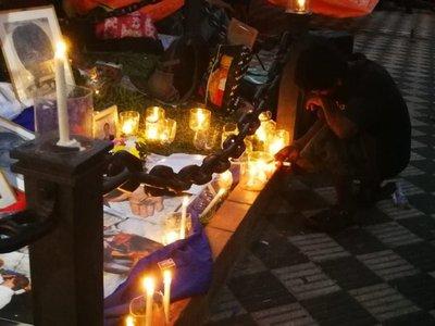 Conmemoran 20 años del marzo paraguayo
