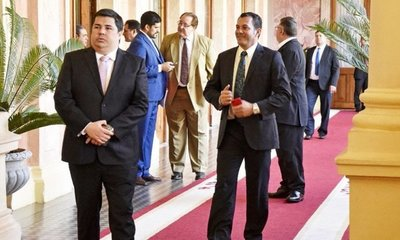 Gobernadores solicitan dinamizar la economía