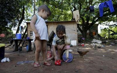 Cerca de 400 mil paraguayos se acuestan con hambre