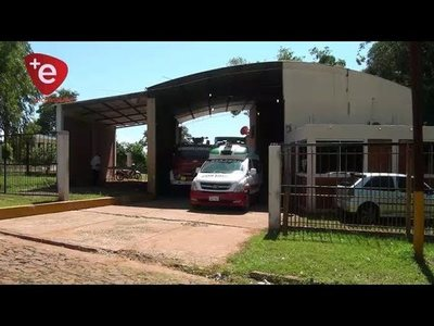 MUNICIPIO DE CAMBYRETA EJECUTA IMPORTANTES OBRAS EN CUARTEL DE BOMBEROS